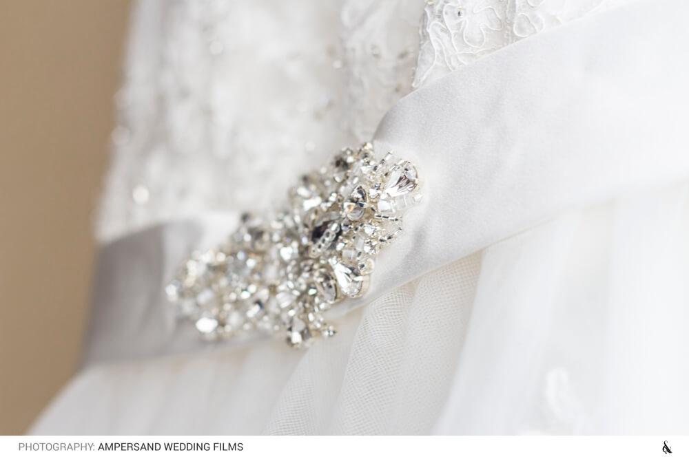 Vestido de novia fotografía ampersand studios