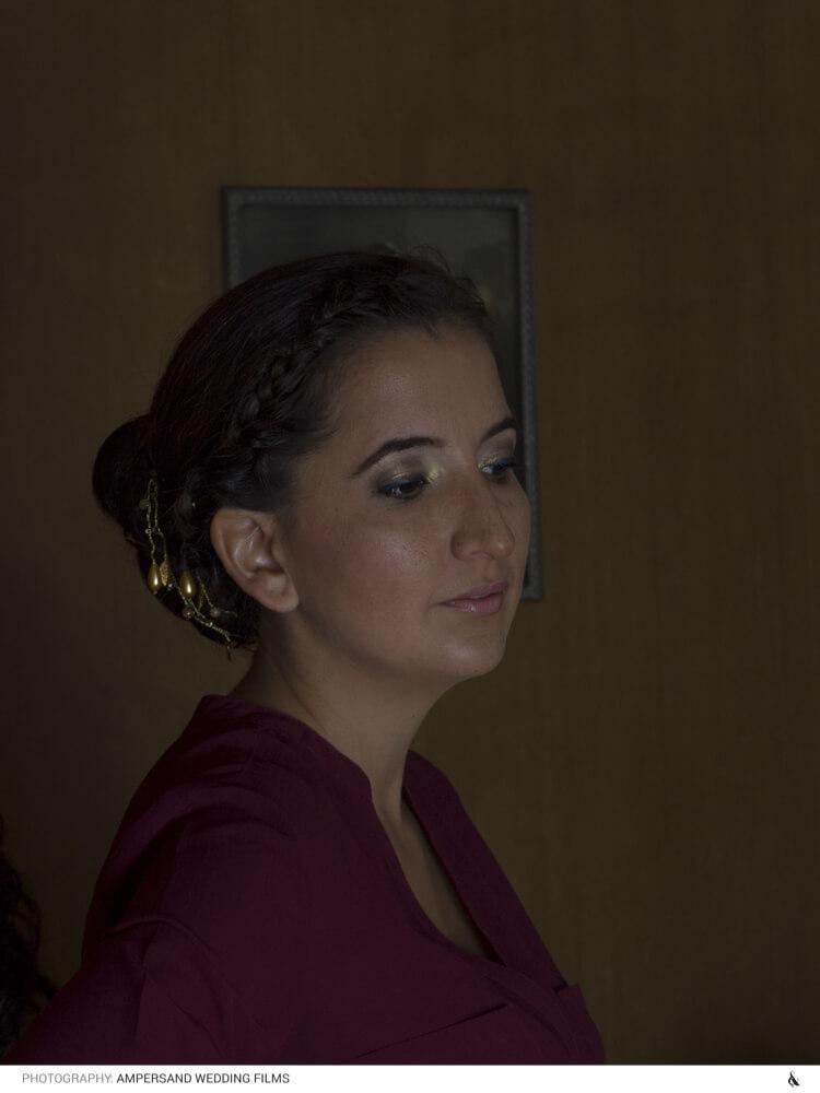 Vestido de Novia Ampersand Studios