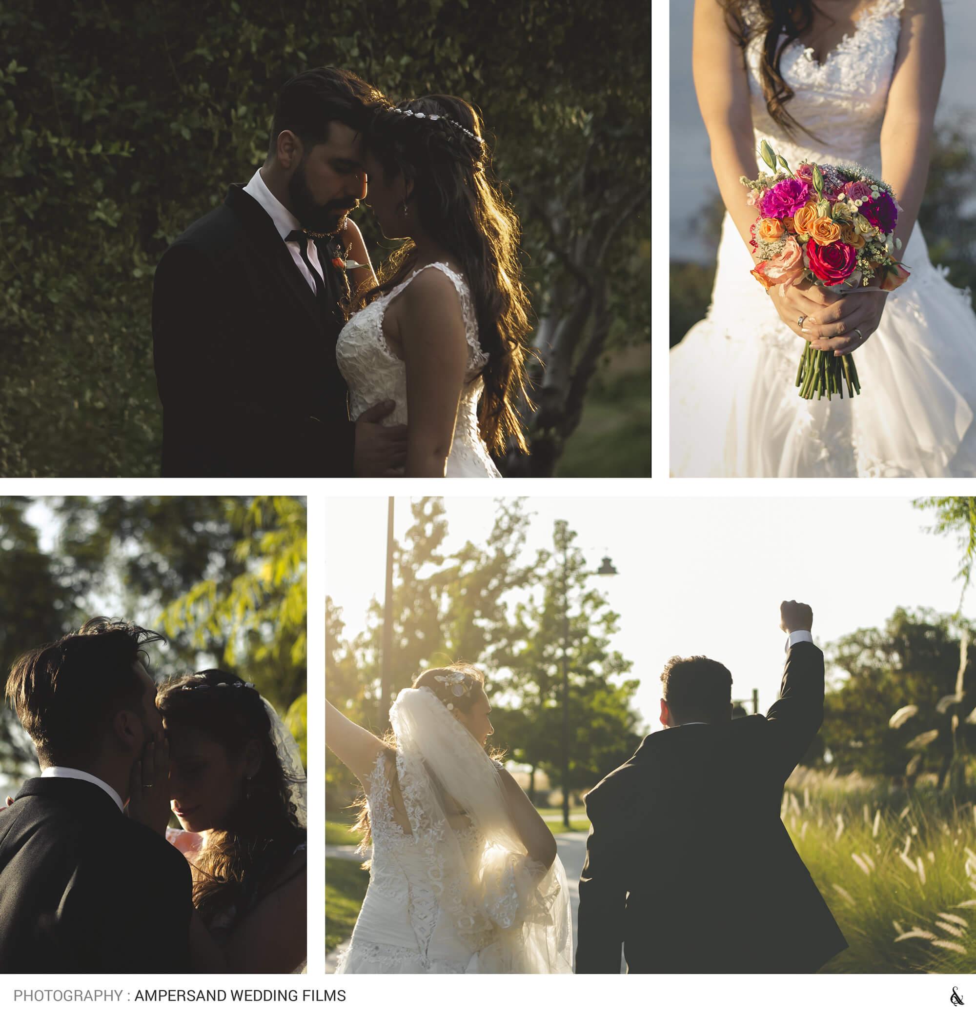 Matrimonio - Sesión de novios en la Laguna Chicureo - by @amperstudios