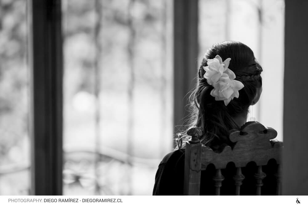 Estilo de Bodas: Peinado de Novia - Fotografía Diego Ramírez - Ampersand Studios
