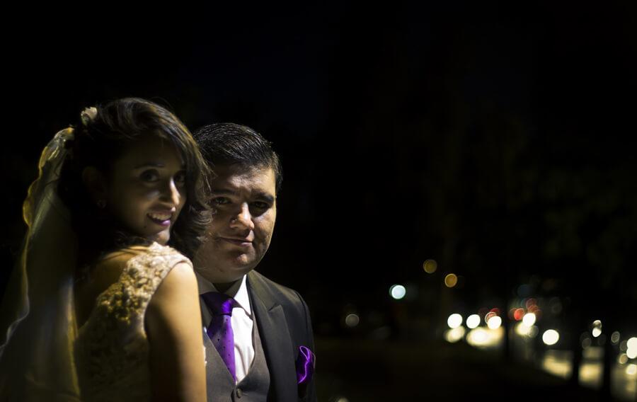 El Matrimonio de Pía & Juan Pablo en Campus Oriente