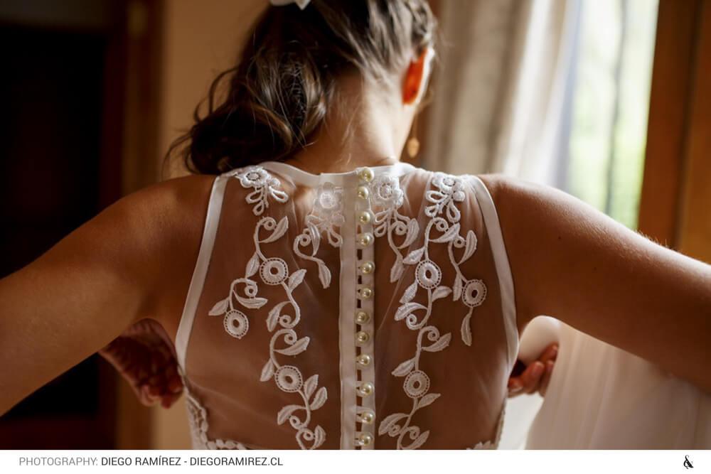Estilo de Bodas: Vestido de Novia - Fotografía Diego Ramírez - Ampersand Studios