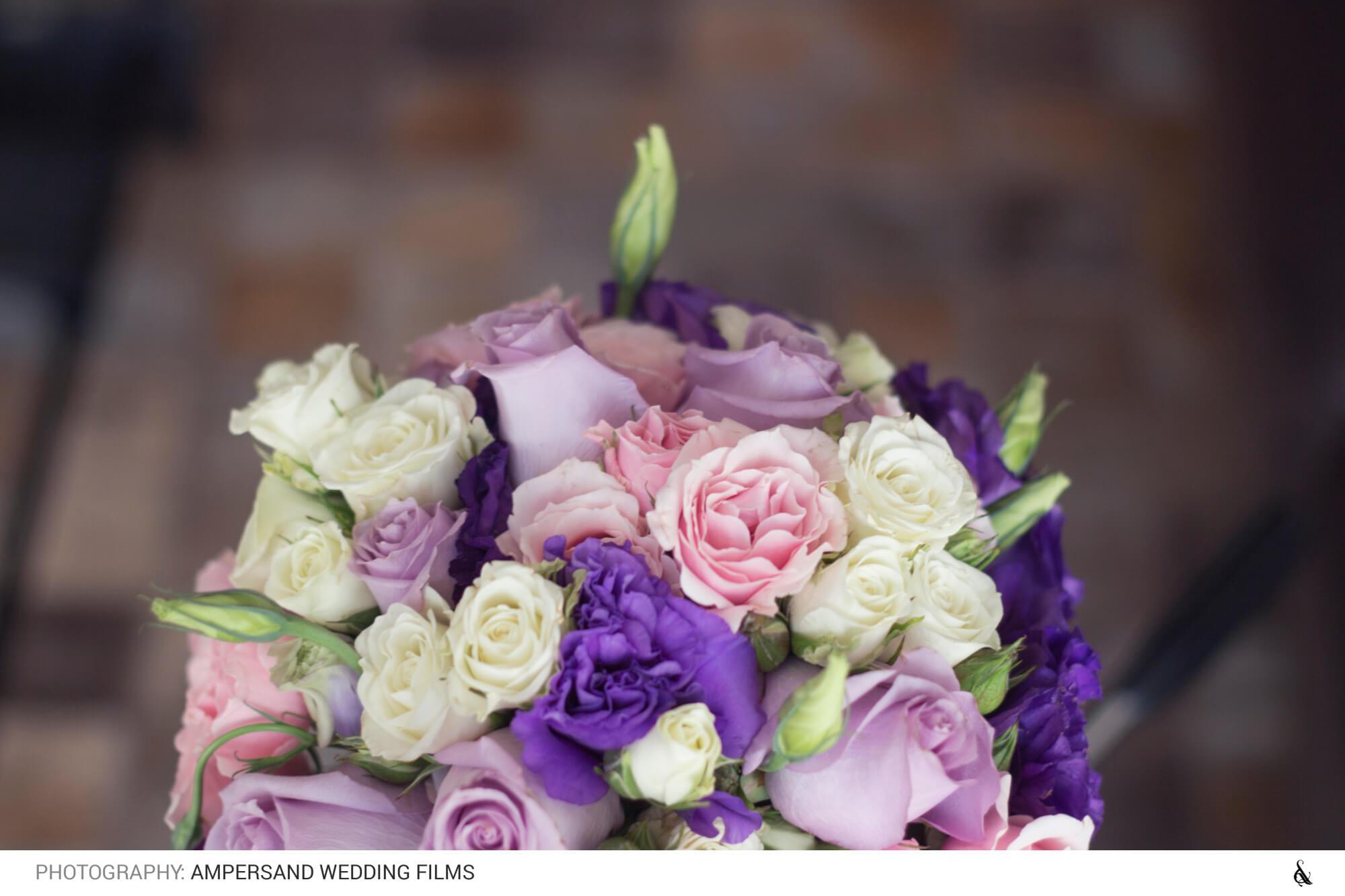 Bouquet de novia - Matrimonio Pía & Juan Pablo en Campus Oriente