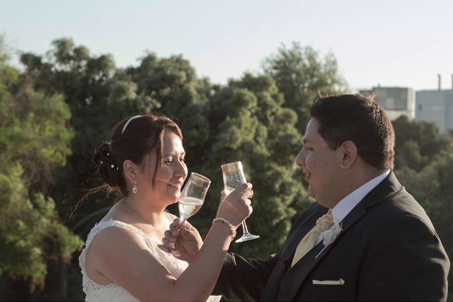 La boda de Blanca & Giovanni