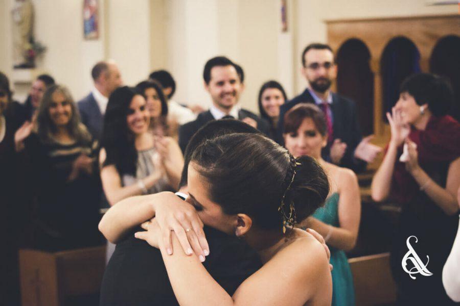 El Matrimonio de Claudia & Gines