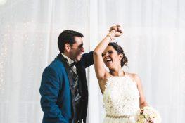 Fabiola & Mario: Matrimonio en Jardines de Lampa