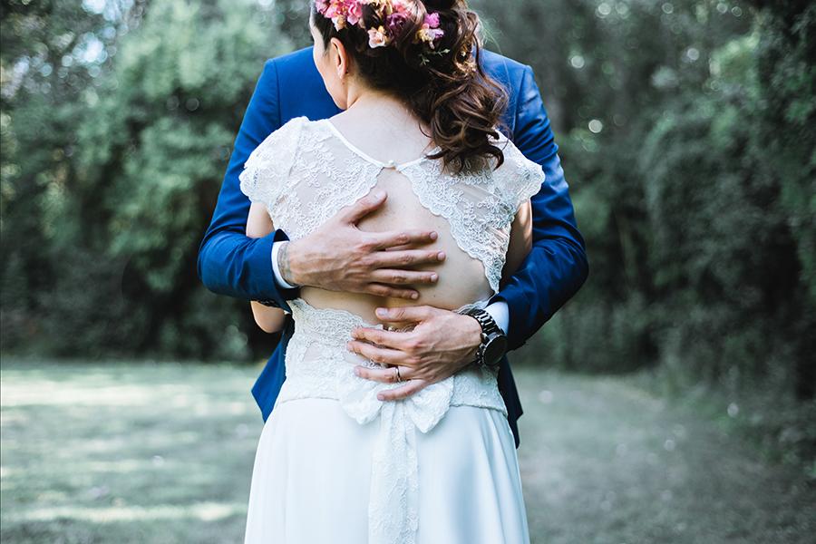 Jaime & Caro: Matrimonio Civil en Parque Las Fuentes