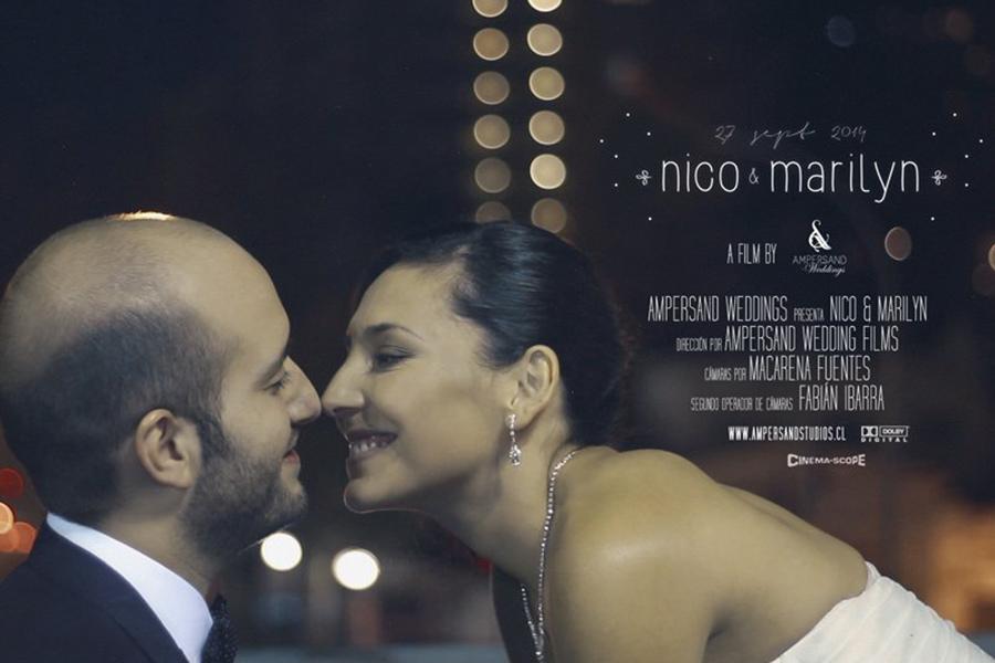 Nico y Marilyn Wedding Film Teaser