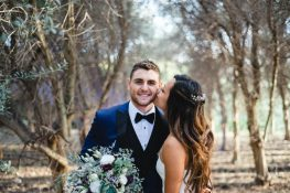 Claudia & Nolan: Matrimonio en Olivos del Monte