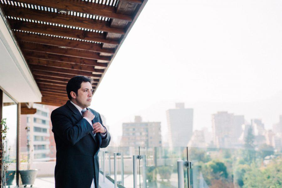 Cristian & Coté: Matrimonio en Hotel W