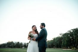 Constanza & Felipe: Matrimonio en Parque San Rafael