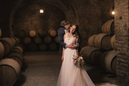 Stefanie & Maxime – Matrimonio en Viña Santa Carolina