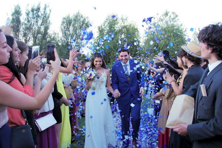 Caro & Benja: Matrimonio en Los Ingleses de Chicureo