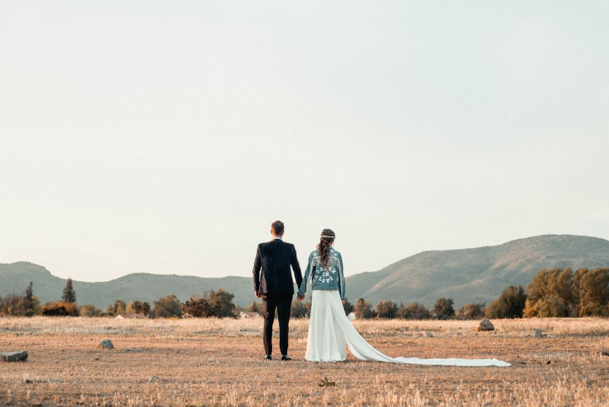 Bárbara & Hernan - Matrimonio en Casona de la Laguna, Chicureo - Fotografía de matrimonio por Ampersand Wedding Films