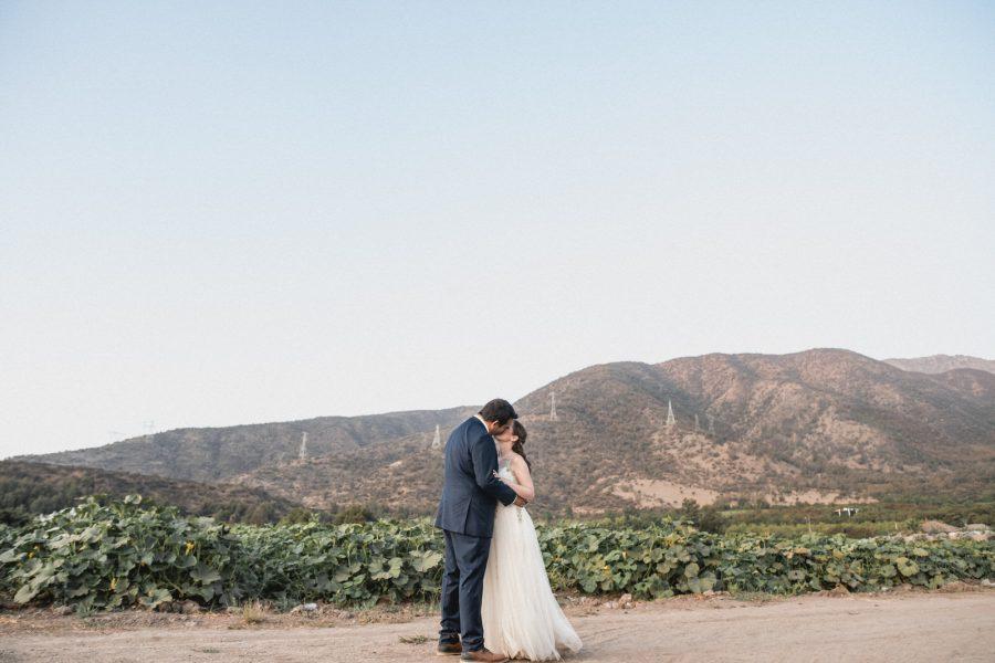 María Paz & Felipe: Matrimonio en Casa Aparición